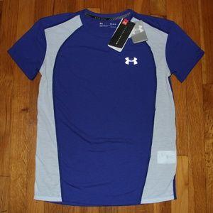 Under Armour Run Streaker Mesh Threadborne Shirt M